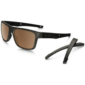 Oakley Crossrange - Gafas ciclismo - negro